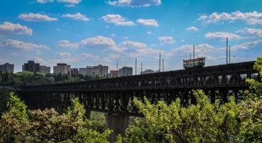 Bridge Edmonton