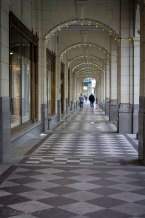 Downtown Bay archway